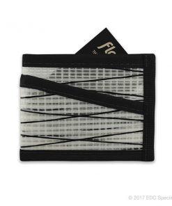 Flowfold Craftsman Three Pocket Wallet White