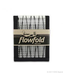 Flowfold Vanguard Billfold Wallet White