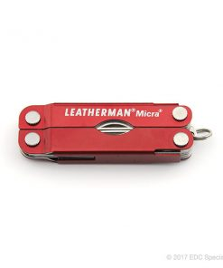 Leatherman MICRA Red Mini-Tool