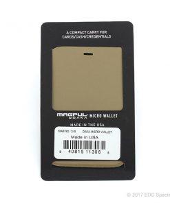 Magpul Industries DAKA Micro Wallet Flat Dark Earth