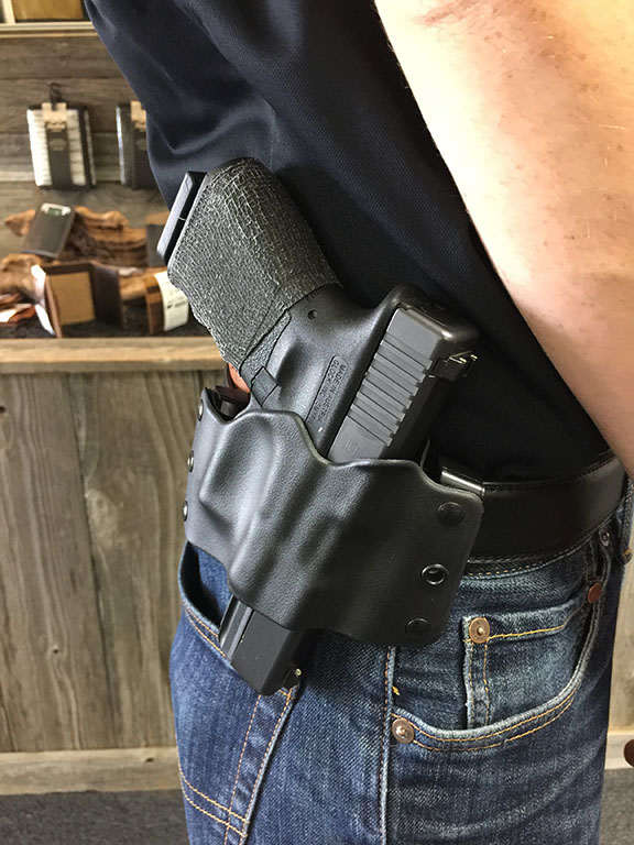 Stealth Operator Compact Holster Review
