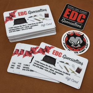 EDC Specialties Reloadable Gift Card
