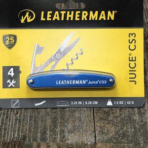 Leatherman Juice CS3 Columbia Blue
