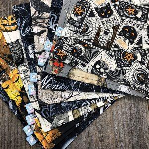 Handmade Seasonal Hanks (Handkerchief)
