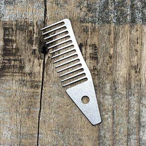KeyBar Titanium Comb