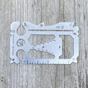 Zootility Tools Pocket Monkey X Multitool