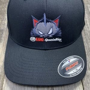 """EDC Specialties Flex Fit Embroidered """"Cat Hat"""" w """"Who's Your Dealer"""" Back L-XL"""