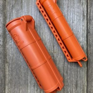 Thyrm CellVault and CellVault XL Orange Waterproof Gear Storage Tube