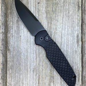 Protech Knives TR-3 X1 Operator Edition with Tritium Button Insert