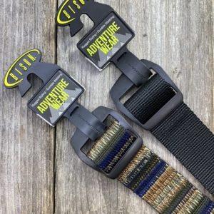 Bison Designs Stealth Adventure Wear Casual Belt 38mm