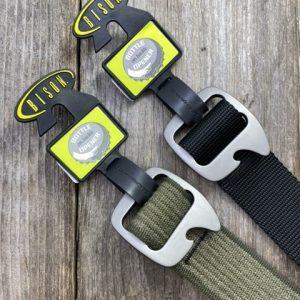 Bison Designs Tap Cap Bottle Opener Buckle Casual Belt 38mm