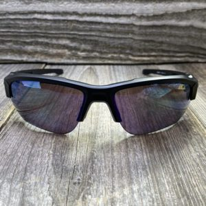 Oakley Speed Jacket Prizm Maritime Polarized Lenses Matte Black Frames